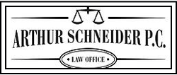 Arthur Schneider P.C. Law Office, Logo